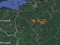 Читатели: вчерашняя гроза в Великом Новгороде была очень странной