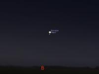 Что мы увидим на новгородском ночном небе в октябре?