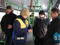 Депутат Алексей Чурсинов придумал, как решить проблему с новгородским транспортом