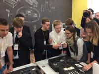 Детский технопарк «Кванториум» привлекает взрослых новгородцев