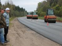 Эксперт ОНФ : новый асфальт на самой «убитой» дороге области может прослужить более четырёх лет