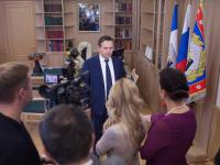 Фоторепортаж: Андрей Никитин – губернатор Новгородской области