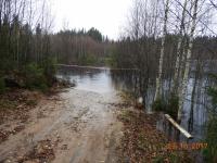 Хвойнинский район отделился от деревень Колмышово и Горки красной лентой