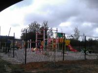 Коты и ГОСТ «столкнулись» в обсуждении парфинцами новой детской площадки в поселке