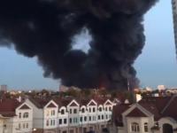 Пожар в подмосковной «Синдике» затронул интересы пестовских предпринимателей