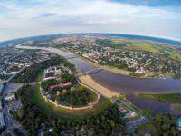 Молодые иностранцы заложат в Великом Новгороде капсулу с посланием потомкам