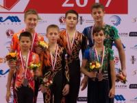 Новгородские акробаты завоевали золото первенства Европы в непростой борьбе в Жешуве