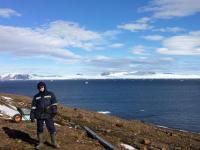 Новгородский студент Даниил Ёрж два месяца прожил в Арктике без интернета