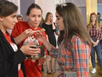 Первокурсники Новгородского филиала РАНХиГС отведали «Священной студенческой каши»