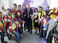 Полпред президента Николай Цуканов похвалил стенд «Руси Новгородской» в Сочи