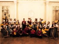 Представляем еще одного участника новгородского «Парада оркестров» - ОРНИ «Невские струны»