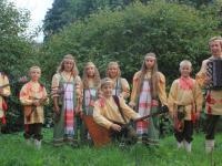 Представляем еще одного участника «Парада оркестров» - ансамбль  «Русичи» из Санкт-Петербурга