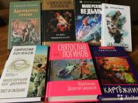 Разоблачитель Льва Толстого, фантаст Святослав Логинов выступил перед пестовскими книголюбами