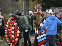 В Любытинском районе почтили память павших в Великой Отечественной