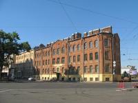 В Санкт-Петербурге на несколько месяцев закроют для движения Новгородскую улицу
