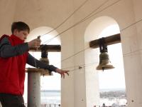 В Валдае до первого снега всех желающих будут обучать искусству колокольного звона