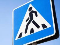 В Великом Новгороде женщина попала в больницу после ДТП на пешеходном переходе