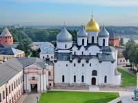 Великий Новгород вошёл в десятку самых популярных городов для отдыха с детьми