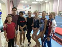 Во Владимире на рекордном по количеству спортсменов турнире новгородские гимнасты «озолотились»