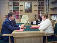 Андрей Никитин: в Поддорском районе необходимо создавать условия для развития бизнеса