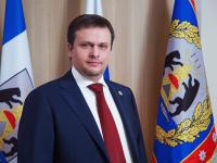 Андрей Никитин вошел в президиум Госсовета РФ