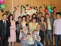 Бриллиантовую свадьбу на днях отметят супруги Артемьевы из Соколья
