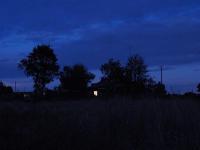 Еще одна деревня в Новгородской области вышла из тьмы