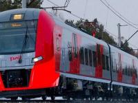 «Ласточка» из Новгорода в Санкт-Петербург, в вагоне которой умерла женщина, с опозданием тронулась дальше
