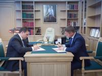 Новгородская область и Стратегическое партнерство «Северо-Запад» перезагрузят сотрудничество