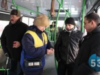 Пассажир отправил в нокаут женщину-кондуктора в Великом Новгороде