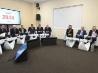 Сегодня Андрей Никитин принял участие в «Национальной технологической революции»