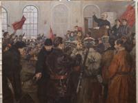 Сегодня в программе «Соседи» Ольга Конюхова расскажет про «Ночь искусств» и выставку «1917. Эхо больших надежд»
