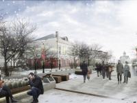 В 2018 году в Великом Новгороде могут начать благоустройство одной улицы и двух набережных