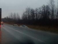 В ДТП между Великим Новгородом и Шимском есть пострадавшие