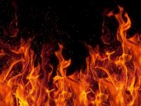 В многоквартирном доме Великого Новгорода пламенем была охвачена детская коляска
