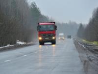 В Поддорском районе завершается ремонт 33-километрового участка дороги