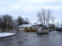 В Великом Новгороде временно устранят остановку «Лодочная станция»