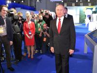 Владимир Путин поздравил с победой новгородский проект «МаМы»