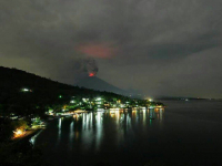 Жительница Великого Новгорода оказалась в числе туристов, чье пребывание на Бали омрачил вулкан