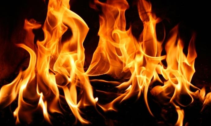 В Старой Руссе на месте пожара найден труп мужчины