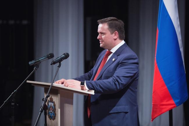 Андрей Никитин выступит с ежегодным посланием о социально-экономической ситуации в Новгородской области