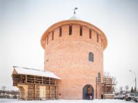 «53 новости» побывали в отреставрированной Белой башне