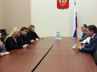 Александр Цекало рассказал Андрею Никитину, что он хочет снять в Великом Новгороде