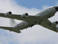 Американские самолеты-разведчики провели многочасовые полеты у границ соседних с Новгородчиной областей