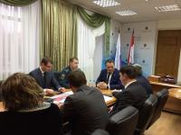 Андрей Никитин провел совещание по подготовке специальных служб к новогодним праздникам