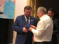 Антон Морозов стал ветераном
