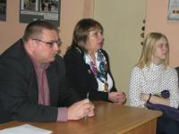 «Диалог на равных» состоялся между боровичской молодежью и главой района