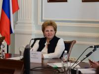 Елена Писарева: использую все возможности, чтобы Новгородская область была услышана на самом высоком уровне