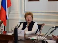 Елена Писарева: слова президента о поддержке региона внушают оптимизм