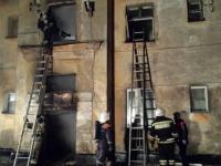 Фото: как выглядит дом в Кречевицах после пожара